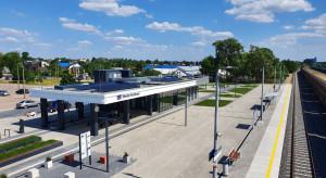 Tak wygląda nowy dworzec PKP w Bielsku Podlaskim