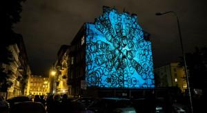 Ruchome murale na wrocławskich kamienicach