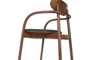 Portugalski designer zainspirował się tańczącymi osobami. Tak powstał fotel La Benda