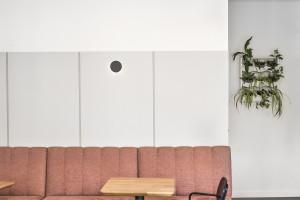 Wypieki w centrum uwagi. Stylowe wnętrza piekarni spod kreski pracowni Joanna Kubieniec