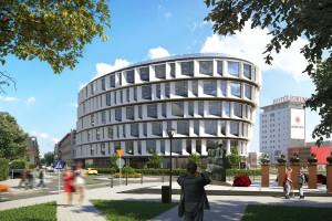 W ścisłym centrum Rzeszowa powstanie biurowiec projektu MWM Architekci