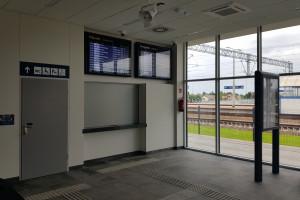 Pierwszy nowy dworzec kolejowy w podkarpackim otwarty