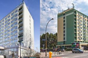 Dwa hotele pod szyldem Four Points by Sheraton. Przed nimi wielka modernizacja