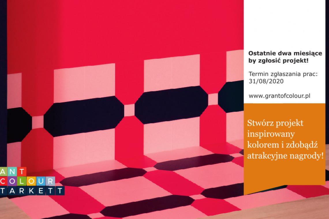 Grant of Colour - trwa konkurs dla studentów, młodych projektantów i architektów