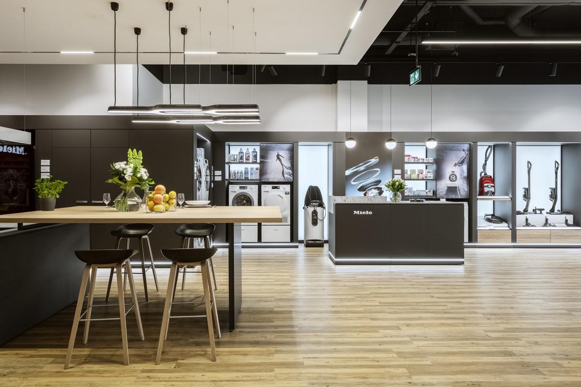 Miele Experience Center Katowice, czyli nowy showroom Miele w Polsce