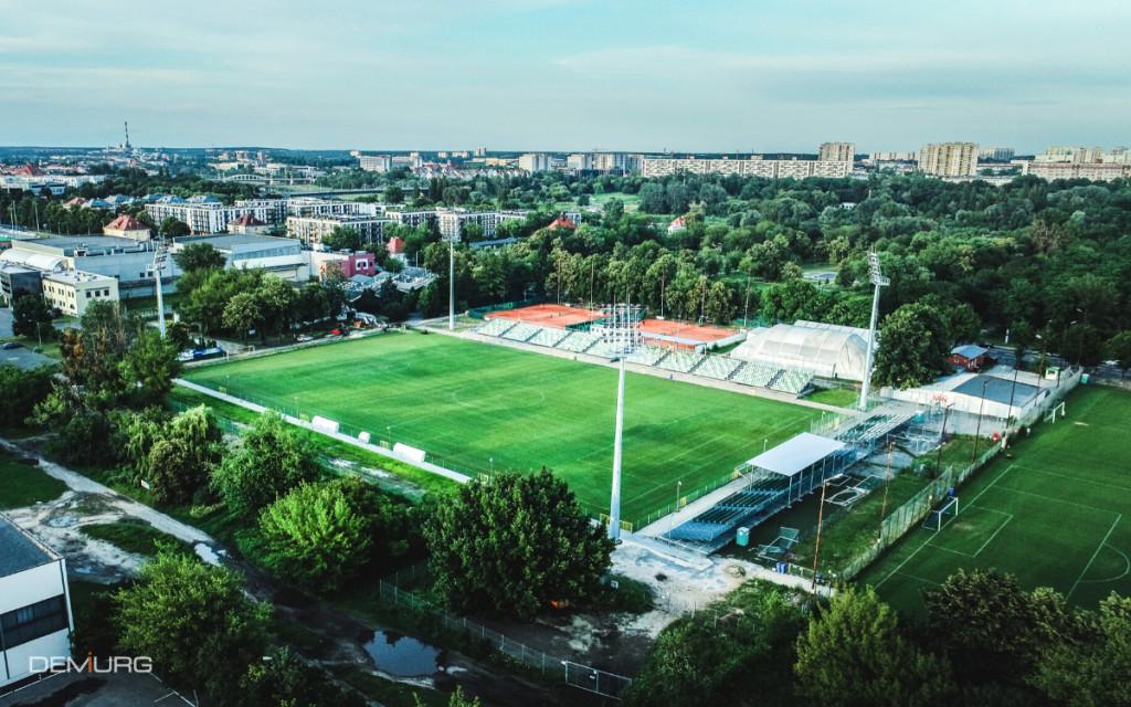 Stadion gotowy na pierwszą ligę