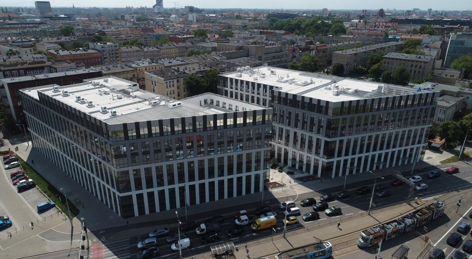 Kolejny biurowiec projektu Archicom wzbogacił krajobraz Wrocławia