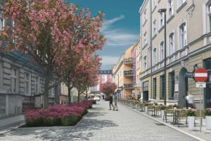 Jedna z poznańskich ulic zmieni się w woonerf