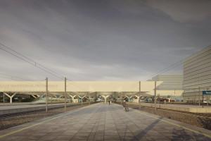 Ruszyły pierwsze prace dot. przebudowy stacji Warszawa Zachodnia