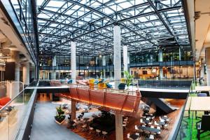 Kampus Innowacji oficjalnie otwarty. Powstało wyjątkowe miejsce na mapie Warszawy
