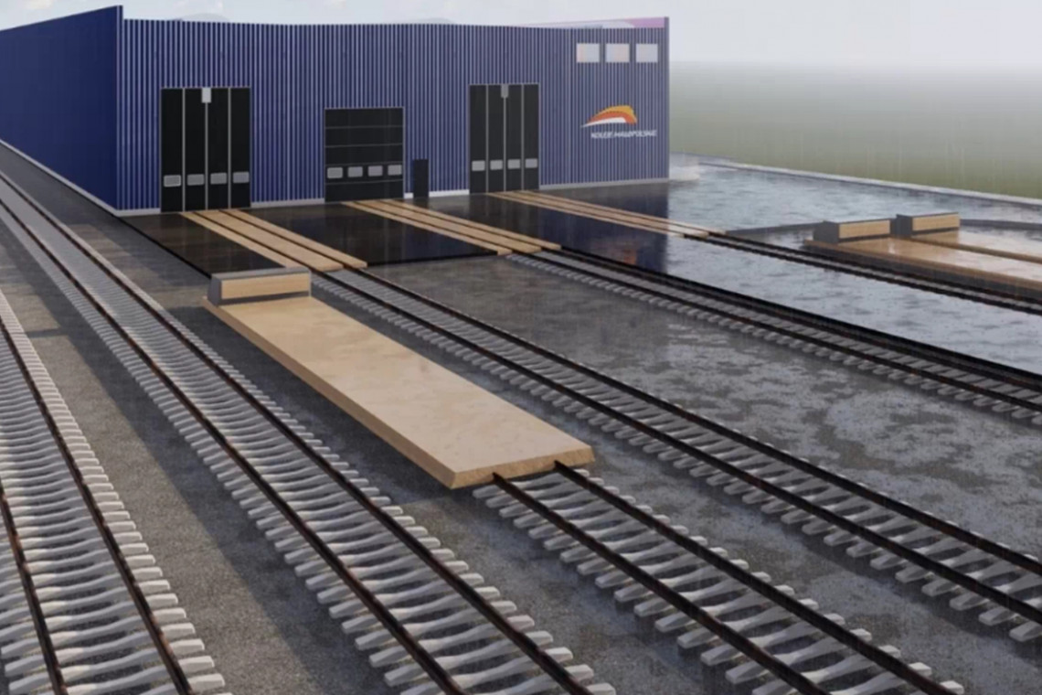 Budimex i KZN wybudują bazę dla Kolei Małopolskiej w Krakowie