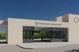 PKP S.A. rozpoczyna budowę dworca w Kraśniku
