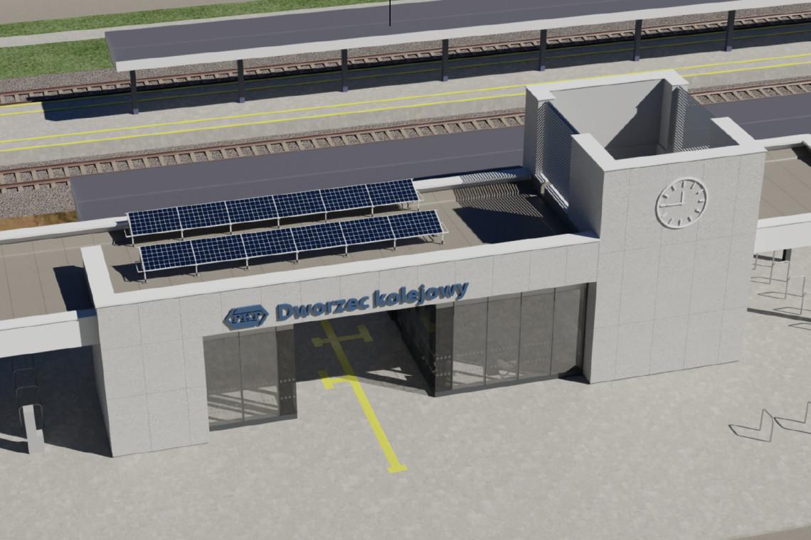 Startuje budowa dworca Świdnik Miasto