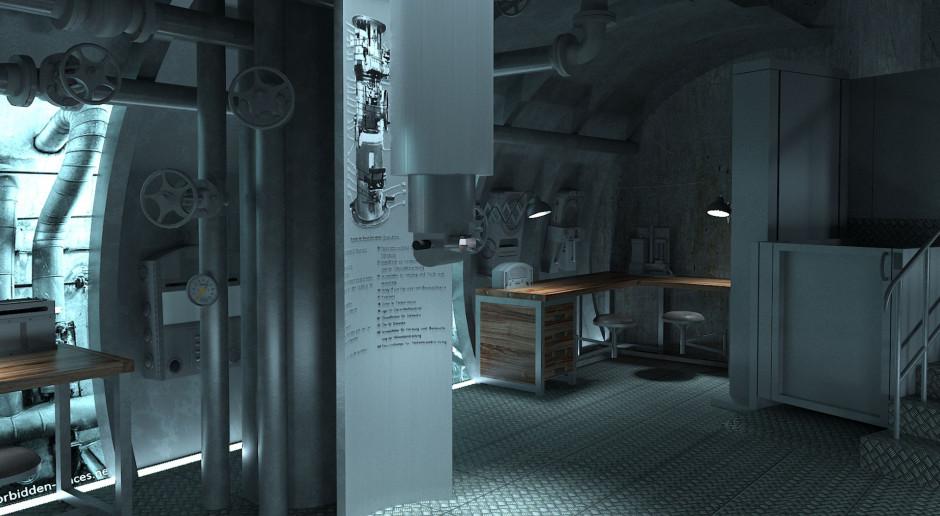Centrum Szyfrów Enigma z pozwoleniem na budowę