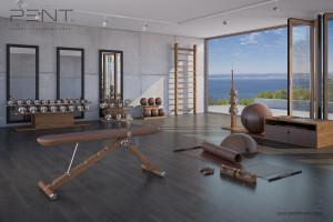 PENT. luksusowy sprzęt fitness znany na całym świecie, wyprodukowny w Polsce