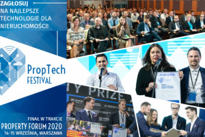 Startuje Proptech Festival 2020