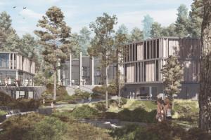 Rozstrzygnięto konkurs na rozbudowę Opery Leśnej w Sopocie