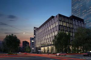 Nowy wieżowiec biurowy w Warszawie. Prace budowlane przy Intraco Prime nabierają tempa