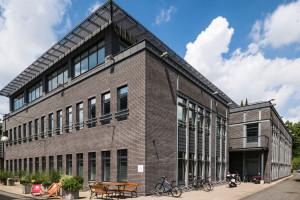Ten kompleks biurowy jako jeden z pierwszych w Łodzi miał taki certyfikat. Czy nadal jest eko?