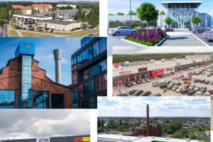 Najnowsze projekty centrów handlowych w Polsce od APA, NCA Architekci, Primes
