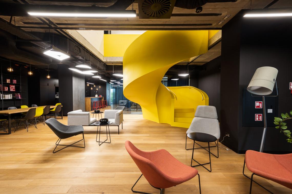 Nowe biura elastyczne w Krakowie. Imponują nowoczesnym designem