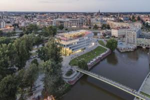 Concordia Design Wrocław najlepszym budynkiem biurowym na świecie