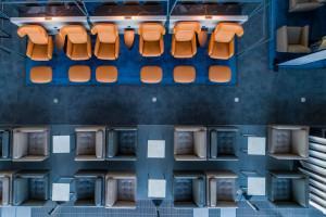 W otoczeniu ekskluzywnego designu: lotnisko w Hamburgu