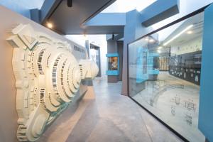 Tak wygląda zmodernizowane Visitor Centre w Hali Stulecia