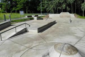 Nowe atrakcje dla aktywnych. Rampa Malty i skatepark na osiedlu Tysiąclecia