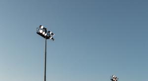 Radomski stadion zyska nowe oświetlenie