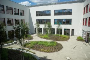 Na warszawskim Wilanowie powstała nowa szkoła.  To piękna i supernowoczesna placówka