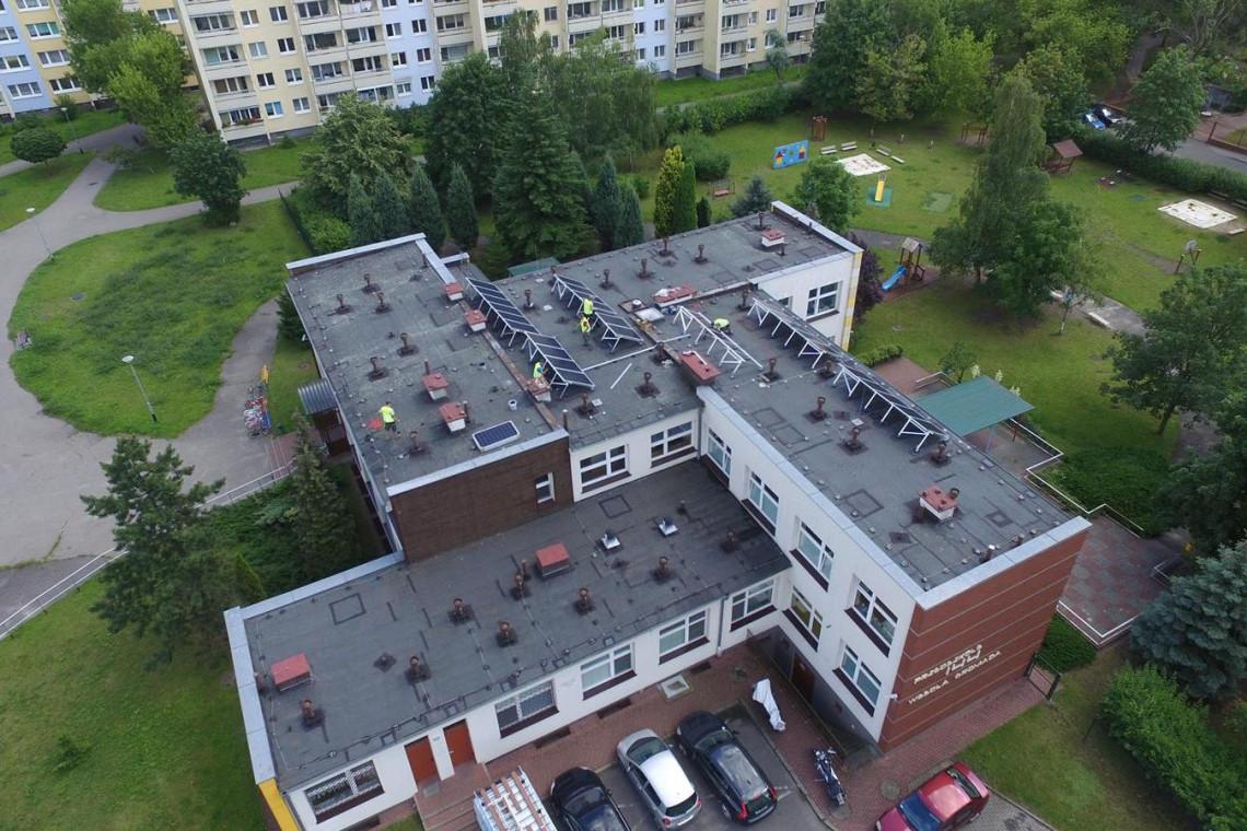 Przedszkole w Poznaniu przechodzi energetyczną metamorfozę