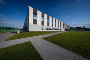 Drugi dom dla Legii Warszawa. To jeden z najnowocześniejszych ośrodków treningowych