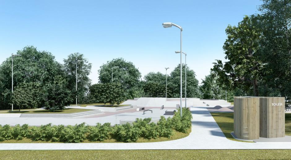 Tak ma wyglądać nowy szczeciński skatepark