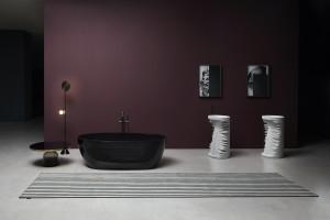 Łazienka, która nie boi się koloru