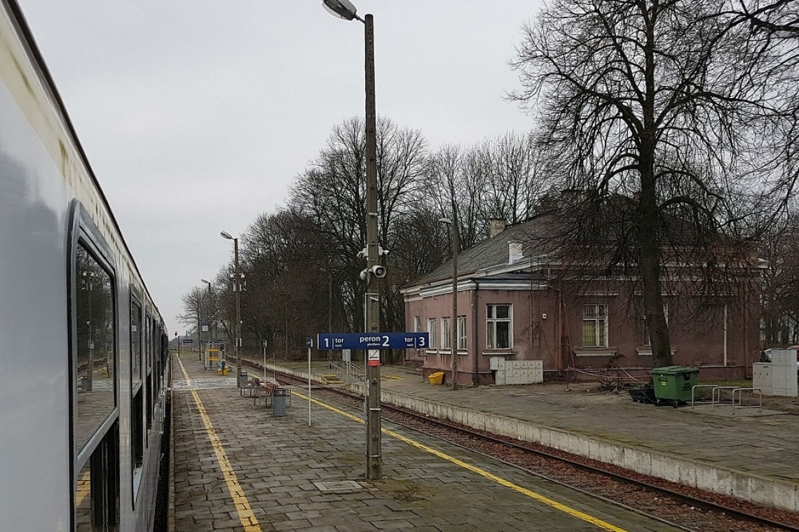 Nowe przystanki między Lubartowem a Parczewem