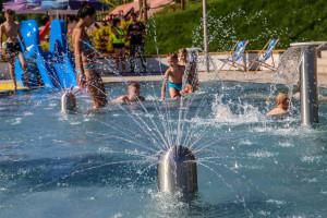 Nowe baseny w Aquaparku Wrocław