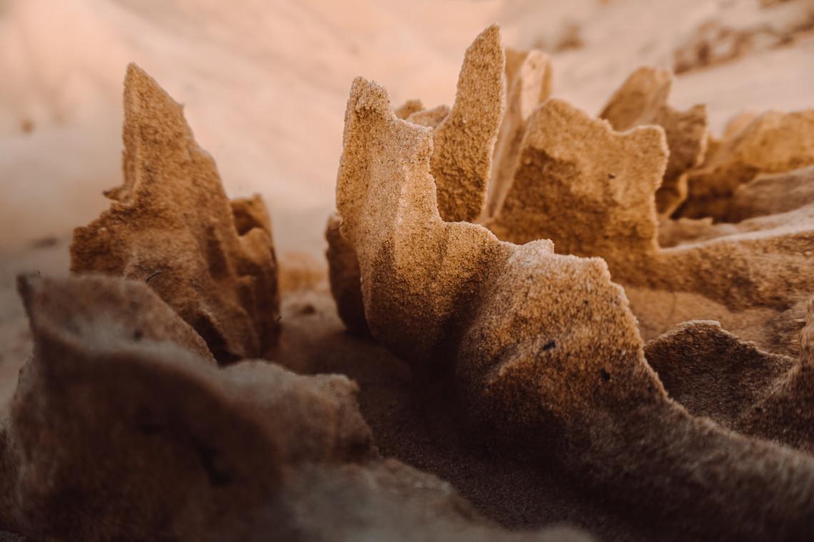 Unikatowe znaleziska w fosie średniowiecznego gródka w Ciochowicach