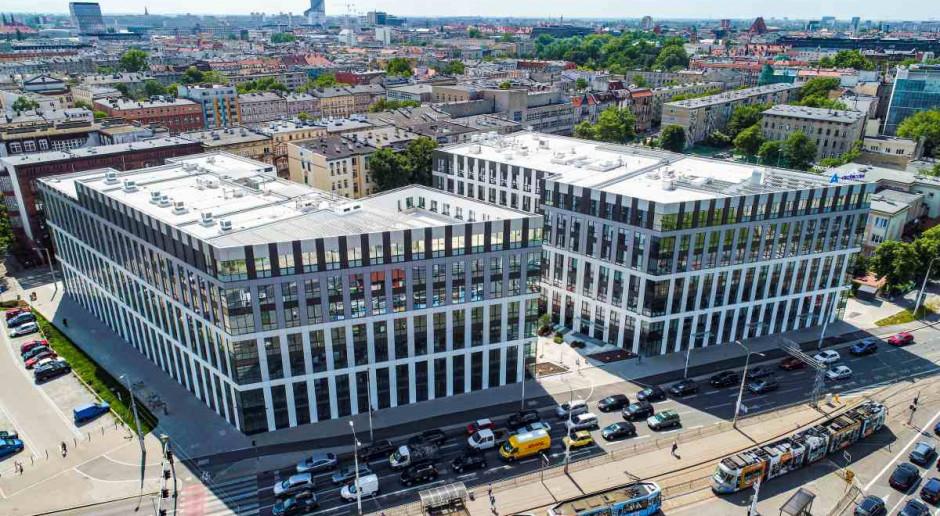 Wrocławski City 2 z certyfikatem LEED