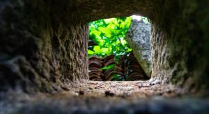 Naukowcy odkryli system tuneli pod zamkiem w Olsztynie