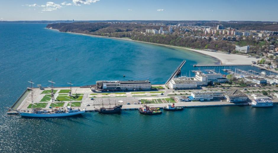 Bulwar Nadmorski i skwer Kościuszki w Gdyni będą miały nowe oświetlenie