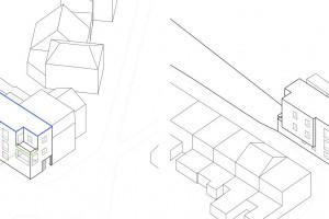 Pomysł na kompaktową kamienicę od poznańskich architektów