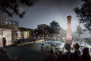Ten projekt Henning Larsen Architects zaktywizuje życie publiczne w mieście