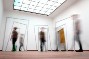 Wystawa rzeźb zainspirowanych architekturą modernistyczną i socmodernizmem