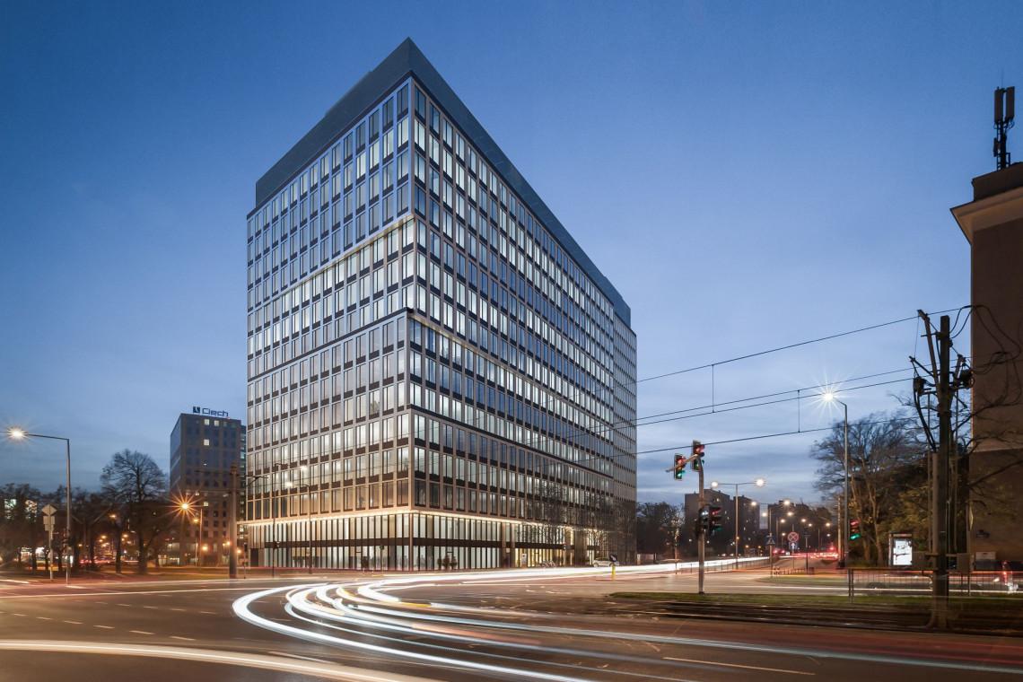 Co słychać na budowie P180 spod kreski PRC Architekci?
