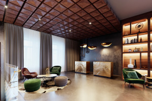 Tak będzie wyglądać hotel Royal w Krakowie. Za projektem stoi KM Rubaszkiewicz