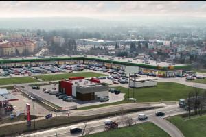 Nowa bryła handlowa powstanie w Skarżysku-Kamiennej. Trwają prace nad koncepcją architektoniczą