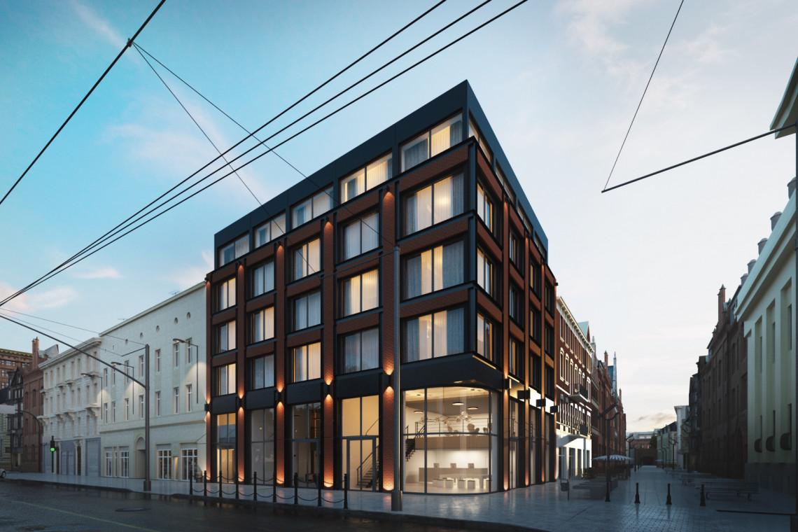 W centrum Katowic powstaje luksusowy hotel butikowy. To projekt Good Time Design