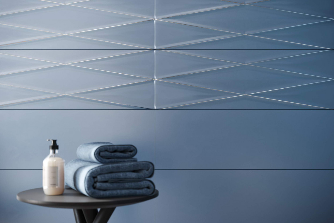 Strukturalne płytki ceramiczne: postaw na efekt 3D