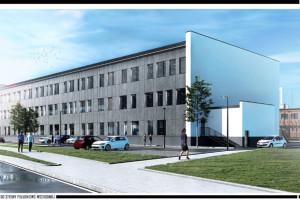 Jest koncepcja architektoniczna klastra innowacji na krakowskim Zabłociu